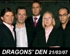 As seen on BBC's Dragons Den